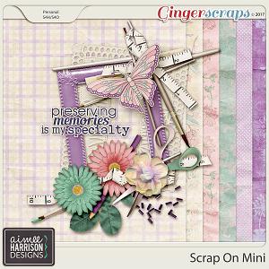 Scrap On Mini Kit