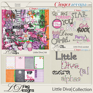 Little Diva: The Collection by LDragDesigns
