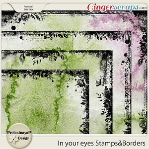 In your eyes Stamps&Borders