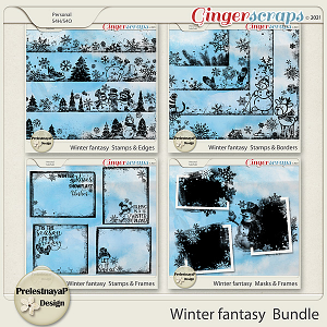 Winter fantasy Bundle