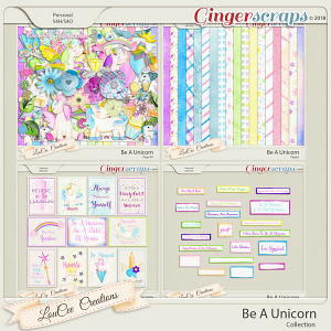 Be A Unicorn Collection