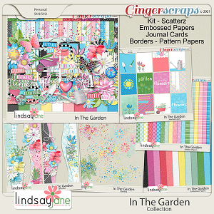 In The Garden Collection by Lindsay Jane