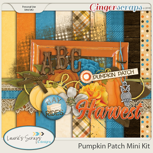 Pumpkin Patch Mini Kit