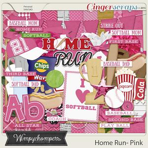 Home- Run- Pink