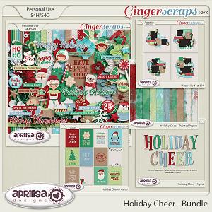 Holiday Cheer - Bundle by Aprilisa Designs