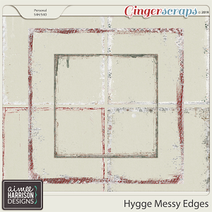 Hygge Messy Edges by Aimee Harrison