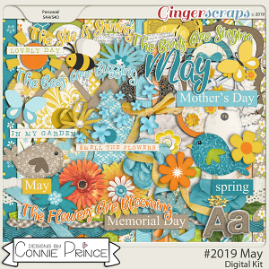 #2019 May - Kit by Connie Prince