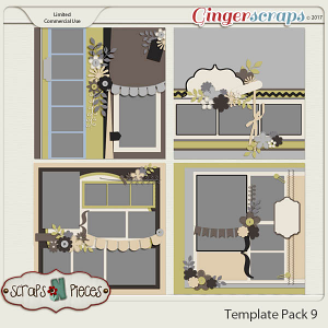 Template Pack 9