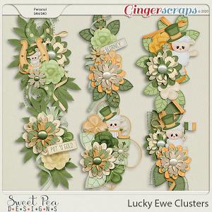Lucky Ewe Clusters