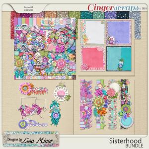 Sisterhood BUNDLE from Designs by Lisa Minor