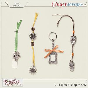 CU Layered Dangles Set 2