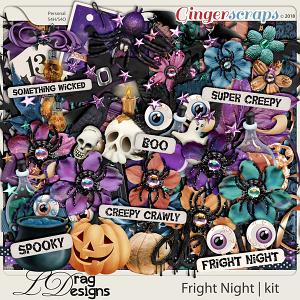 Fright Night by LDragDesigns