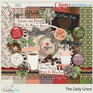 The Daily Grind by Dandelion Dust Designs