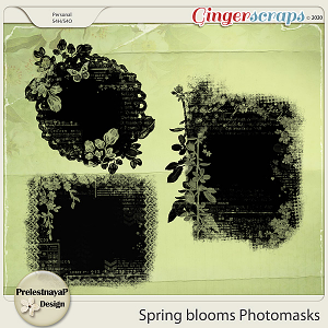 Spring blooms Photomasks