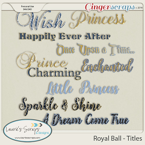 Royal Ball - Titles