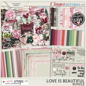 Love is Beautiful - Bundle - by Neia Scraps