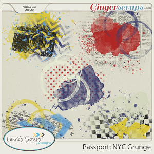 Passport: NYC Grunge
