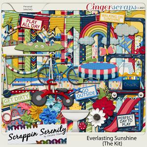 Everlasting Sunshine {The Kit}