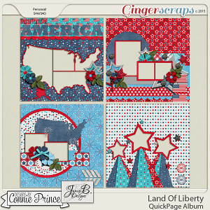 Land Of Liberty - QuickPage Album