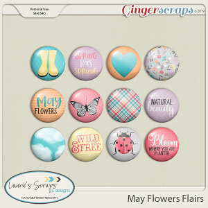 May Flowers Flairs