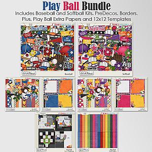 Play Ball - Bundle