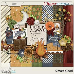 S'more Good Digital Scrapbook Kit by Dandelion Dust Designs