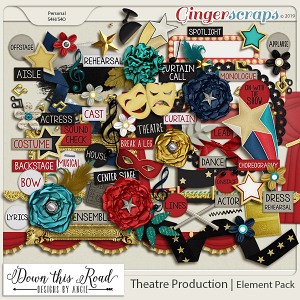 Theatre Production | Element Pack