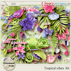 Tropical vibes Kit