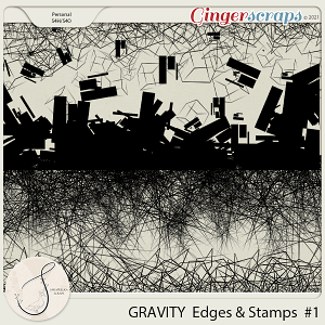 Gravity Edges&Stamps#1