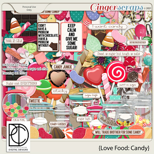 Love Food: Candy
