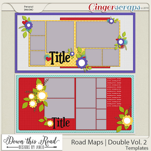 Road Maps | Double Vol. 2