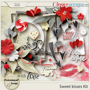 Sweet kisses Kit