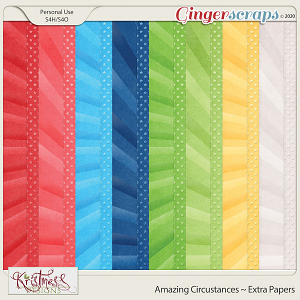 Amazing Circustances Extra Papers
