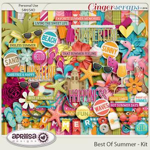 Best Of Summer - Kit by Aprilisa Designs