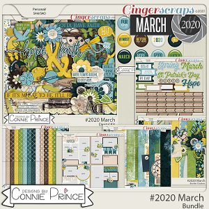 #2020 March - Bundle Collection by Connie Prince
