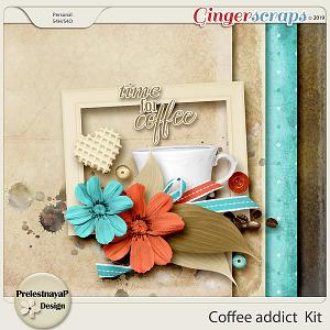 Coffee addict Mini-Kit