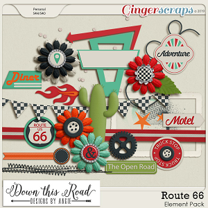 Route 66 | Element Pack