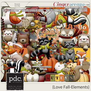 Love Fall (Elements)