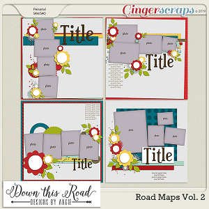 Road Maps | Vol. 2