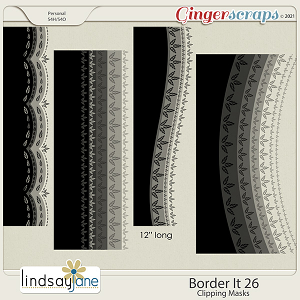 Border It 26 by Lindsay Jane