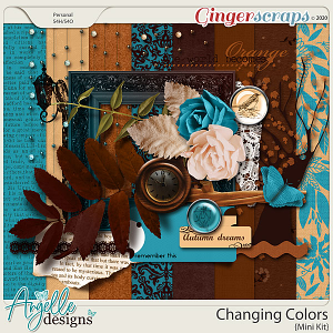 Changing Colors  Mini Kit by Angelle Designs