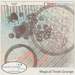 Magical Treats Grunge