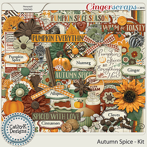 Autumn Spice - Kit