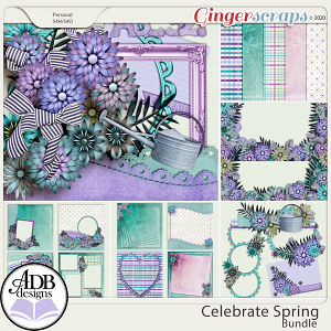 Celebrate Spring Bundle by ADB Designs