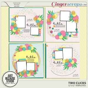 Two Clicks Templates 1 by JB Studio