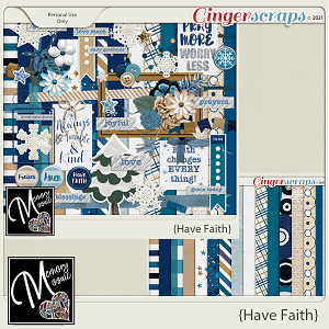 Have Faith by Memory Mosaic