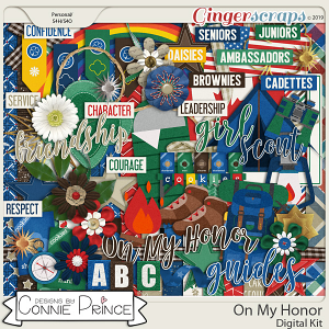 On My Honor - Kit by Connie Prince
