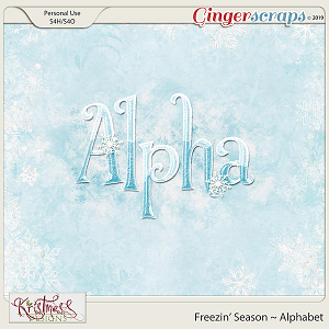 Freezin' Season Alphabet