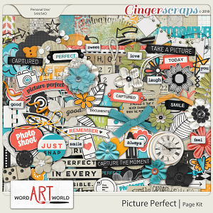 Picture Perfect Page Kit