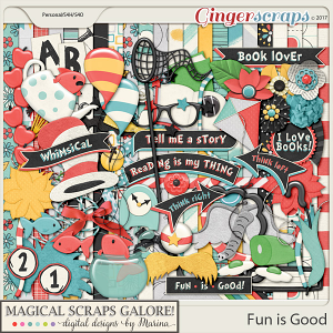 Fun is Good (page kit)